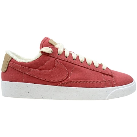 Nike W Blazer Low LX Red Stardust Coral AV9371-600 Women's