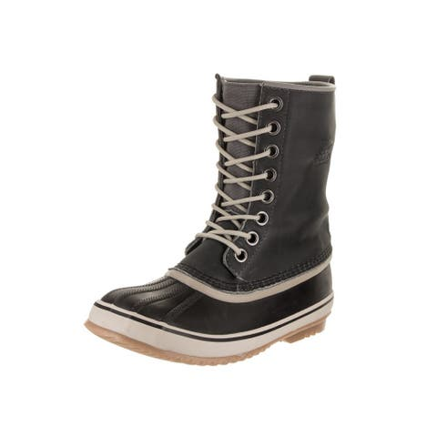 Sorel Womens 1964 Premium Leather Closed Toe Mid-Calf Cold Weather Boots