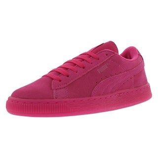 Puma Suede Iced Fluo Junior's Shoes - 5 m us big kid