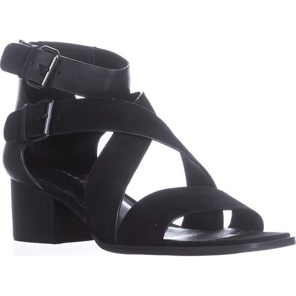 STEVEN Steve Madden Elinda Strappy Sandals, Black Multi