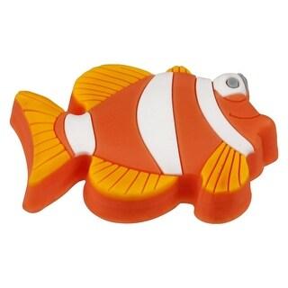 Hickory Hardware HH74650-ZZ Kids Corner 2-1/8 Inch Long Clown Fish Designer Cabinet Knob - Orange