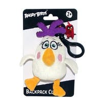 "Angry Birds Movie 4.5"" Plush Clip On: Matilda - multi"