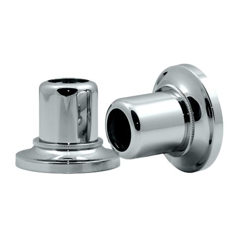 Gatco GC836 Pair of Wall Flanges for the Gatco GC836 - - Chrome