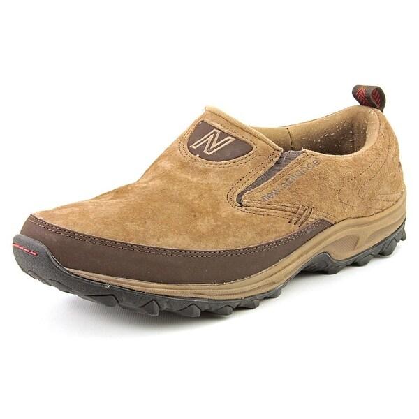 nouveau produit 7ef1f 3f2b9 Shop New Balance 756 Round Toe Suede Walking Shoe - Free ...