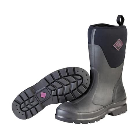 The Original Muck Boot Company Chore Mid Women's Boots 7 US Black