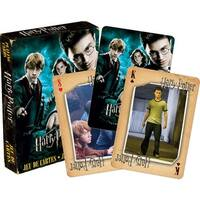 Harry Potter and the Order of the Phoenix Playing Cards - multi