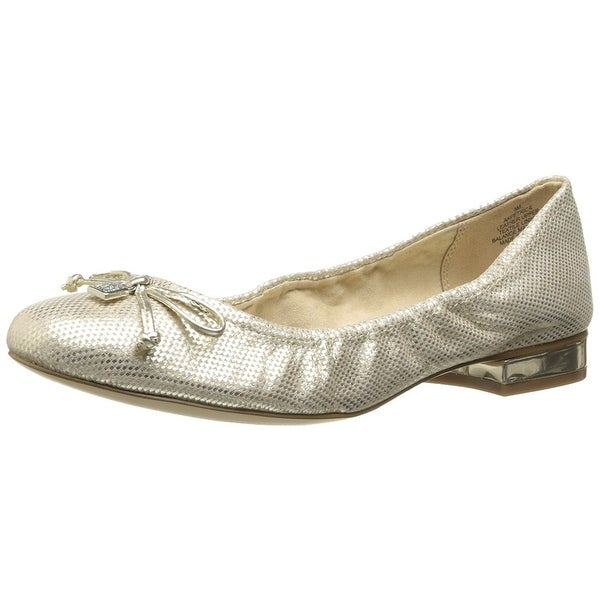 Outlet Womens Shoes Anne Klein Petrica Gold Sprinkles