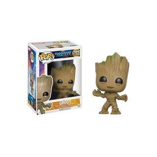 POP Groot Bobblehead Figure from Guardians 2