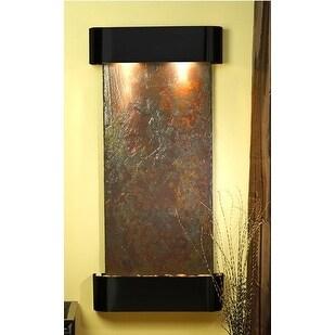 Adagio CSR1504 Cascade Springs - Rajah Natural Slate Wall Fountain