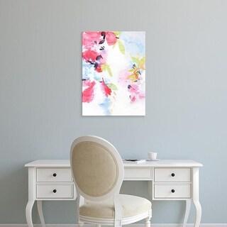 Easy Art Prints Elisa Sheehan's 'Spring Blossoms 1' Premium Canvas Art