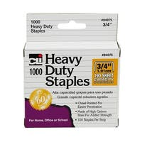 Extra Heavy Duty Staples 3/4