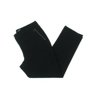 Ivanka Trump Womens Dress Pants Straight Leg Textured
