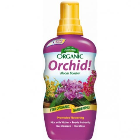 Espoma ORPF8 Organic Orchid! Bloom Booster, 1-3-1, 8 Oz