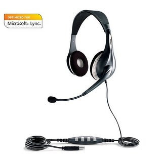 Jabra BIZ 360 MS USB Duo - Replaced by UC Voice 150 BIZ 360 Duo for Major UC Applications