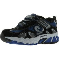 Skechers Kids' Super Flex - black/royal/black - 11 m us little kid