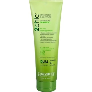 Giovanni Hair Care Products - 2Chic Avocado And Olive Oil Shampoo ( 2 - 8.5 FZ)