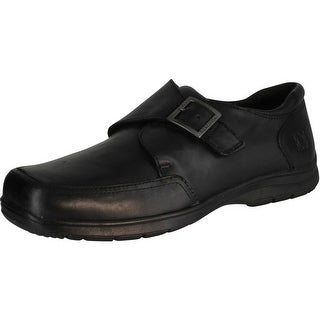 Kenneth Cole Reaction On The Check Slip-On - black. - 1.5 m us little kid