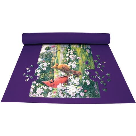 "Jumbo Puzzle Roll-Up 48""X36""-For Up To 3000 Pieces"