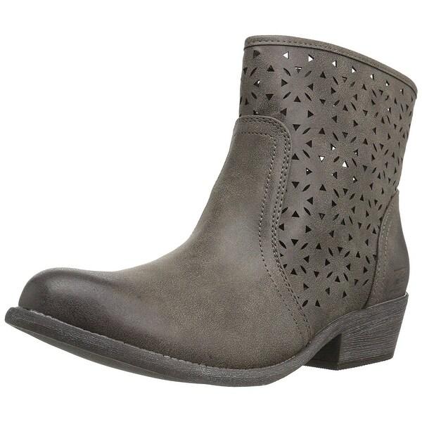 Billabong Womens Bursting Sun Almond Toe Ankle Fashion Boots