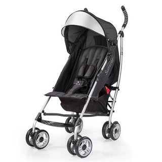 Summer Infant 3D lite Convenience Stroller- Black Baby Stroller