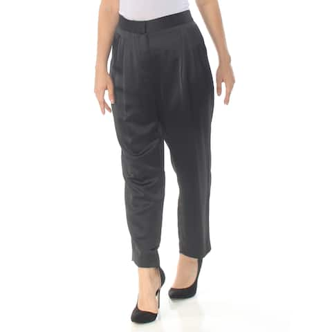 VINCE CAMUTO Womens Black Wear To Work Pants Size: 14