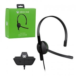 Sony - Chat Wired Headset for Xbox One