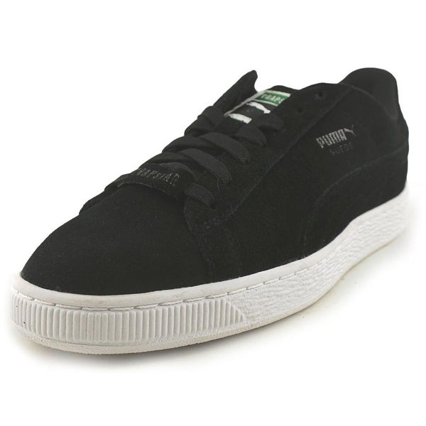 Puma Suede x Trapstar Men Puma Black-Puma White Sneakers Shoes