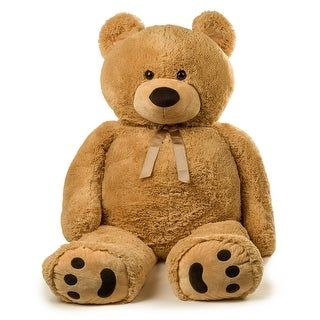JOON Jumbo Teddy Bear, 5 Feet Tall