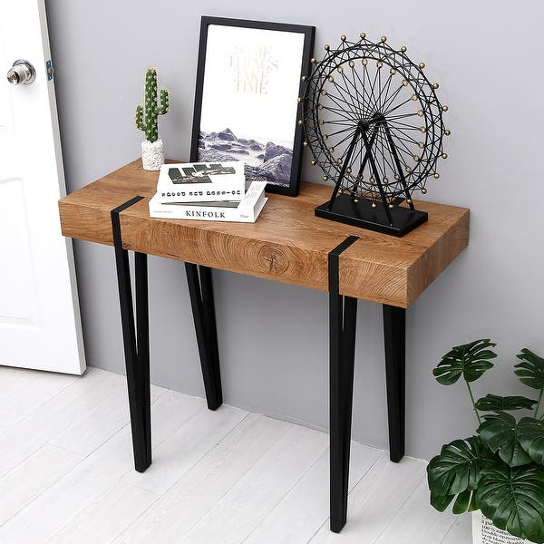 Modern Narrow Console Table