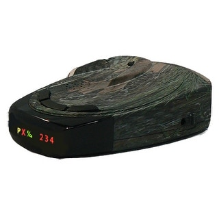 Rocky Mountain Radar RMRC435 Mixed Pine Laser Radar Detector and Scrambler
