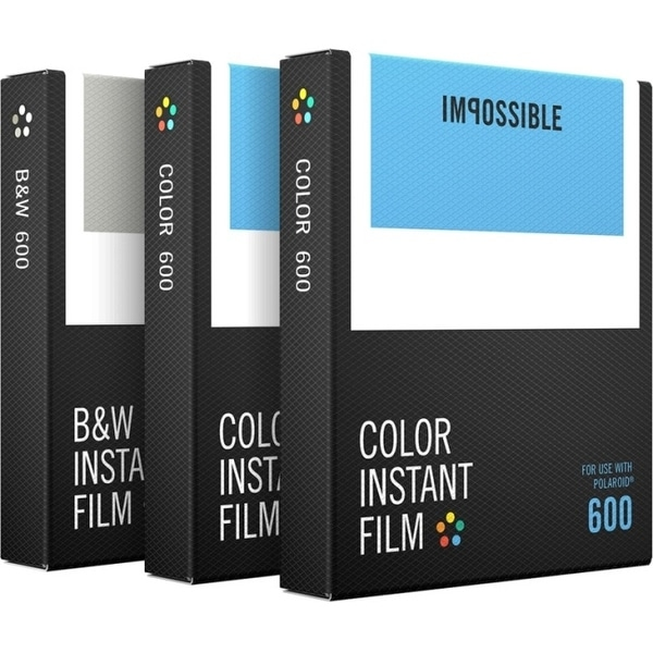 600 Film Triple Pack