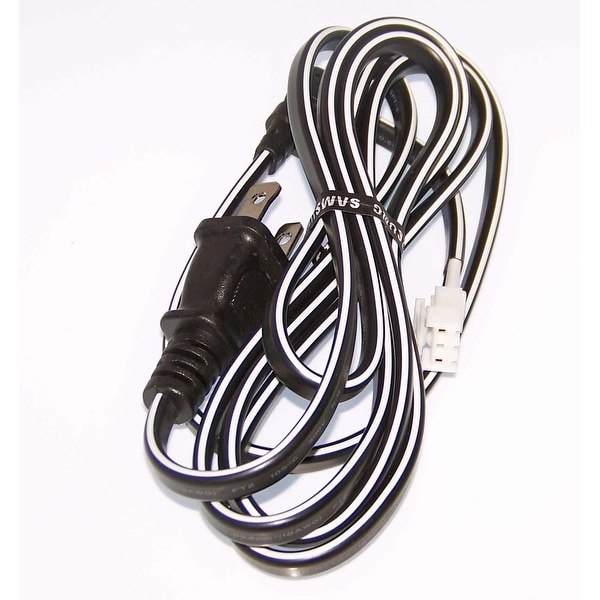 New OEM Samsung Power Cord Cable Originally Shipped With HWFM45CZA, HW-FM45CZA