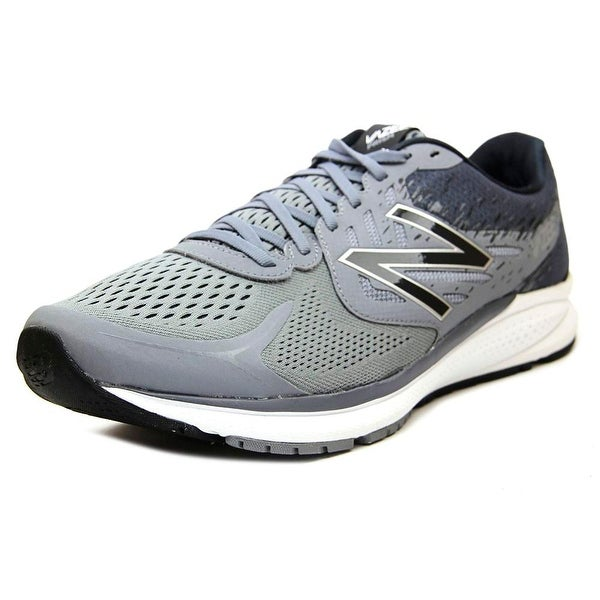 New Balance MPRSM Men 2E Round Toe Synthetic Gray Running Shoe