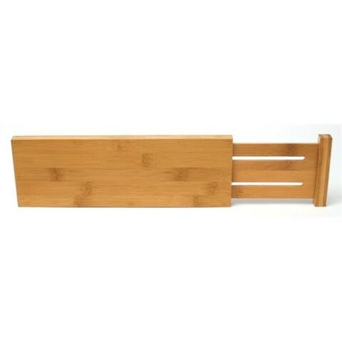 Lipper International 8895 Bamboo S72 Dresser Drawer Dividers