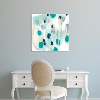 Easy Art Prints June Erica Vess's 'Sky Pebbles I' Premium Canvas Art