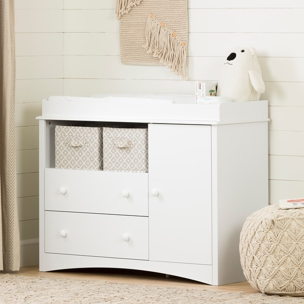 Peek-a-boo Collection Changing Table. Opens flyout.