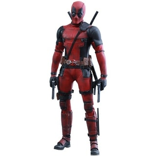 Marvel Deadpool Movie Sixth Scale Figure: Deadpool