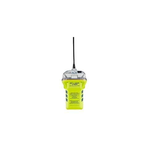 ACR Electronics GlobalFix PRO 406 MHz GPS EPIRB Cat II GlobalFix Pro 406 EPIRB Category II - Multicolor