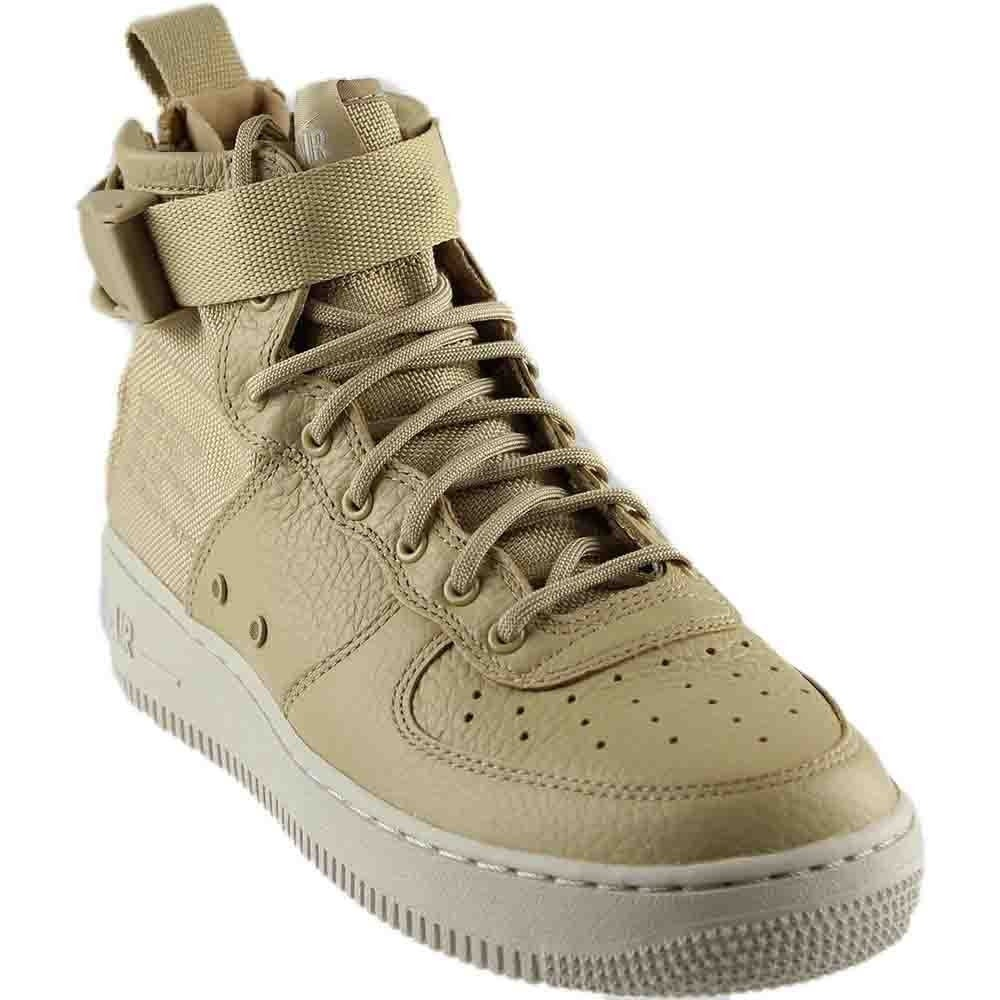Nike Boys Sf Air Force 1 Mid Grade School Basketball Athletic Shoes