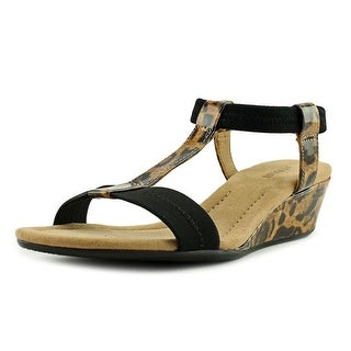 Alfani Womens Voyagenw Open Toe Casual Ankle Strap Sandals