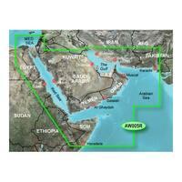 Garmin 010-C0924-00 Navigational Software Covers Arabian Penninsula