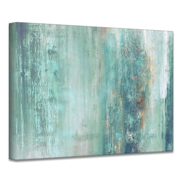 Strick & Bolton 'Abstract Spa' Gallery-wrapped Canvas. Opens flyout.