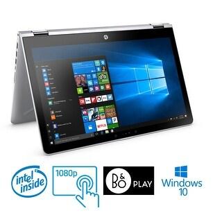 "HP Pavilion 15-br x360 Pentium 6GB 15.6"" Full HD Touch Screen Convertible Laptop"