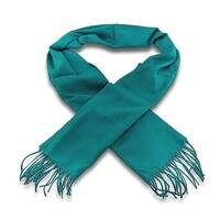 Solid Cashmere Feel Winter Scarf 64 X 12 In.