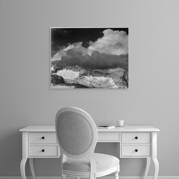 Easy Art Prints Ansel Adams's 'Clouds