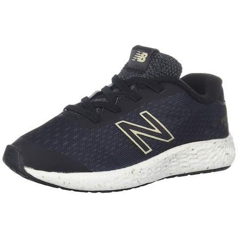 Kids New Balance Girls Arishi Next V1 Low Top Slip On Running Sneaker