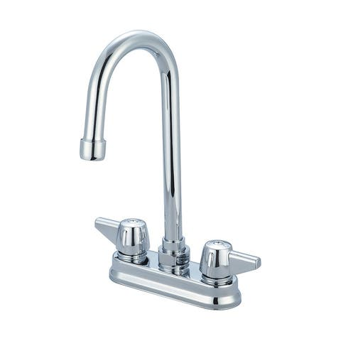Pioneer Faucets 0094-A17 Central Brass 1.5 GPM Centerset Bar Faucet - Polished Chrome