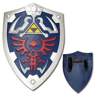 Legend Of Zelda Link Triforce Zelda Hylian Fiberglass Shield