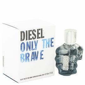 Only the Brave by Diesel Eau De Toilette Spray 1 oz - Men