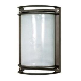 Nuvo Lighting 60/575 Single Light Ambient Lighting Outdoor Bulk Head Wall Sconce